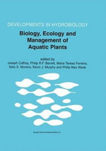 Biology, Ecology and Management of Aquatic Plants : Proceedings of the 10th International Symposium on Aquatic Weeds, European Weed Research Society :  Proceedings of the 10th International Symposium on Aquatic Weeds, European Weed Research Society
