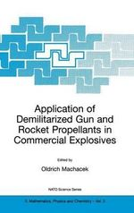 Application of Demilitarized Gun and Rocket Propellants in Commercial Explosives : Programme, 18-21 October 1999, Krasnoarmeisk, Moscow Region, Russia :  Programme, 18-21 October 1999, Krasnoarmeisk, Moscow Region, Russia