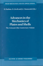 Advances in the Mechanics of Plates and Shells : The Avinoam Libai Anniversary Volume