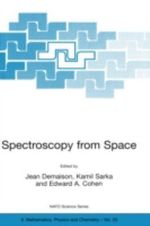 Spectroscopy from Space : Proceedings of the NATO Advanced Research Workshop