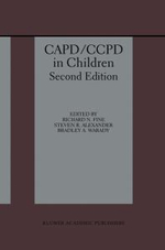 CAPD CCPD in Children