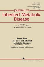 The Liver and Inherited Metabolic Disease
