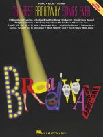 The Best Broadway Songs Ever : Piano, Vocal, Guitar - Hal Leonard Publishing Corporation
