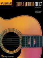 Hal Leonard Guitar Method : Book 1 - Will Schmid