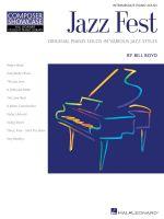 Jazz Fest : Original Piano Solos in Various Jazz Styles - Bill Boyd