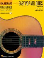 More Easy Pop Melodies : Hal Leonard Guitar Method (Songbooks) - Schmid Will