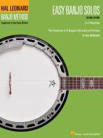 Easy Banjo Solos : Banjo Solo - M. Robertson