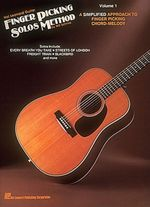 Hal Leonard Guitar Finger Picking Solos Method : Volume 1 - W Schmid