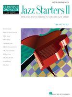 Composer Showcase : Jazz Starters II - Bill Boyd