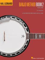 Hal Leonard Banjo Method Book 2 : For 5-String Banjo - Robertson