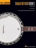 Hal Leonard Banjo Method, Book 1 : Hal Leonard Banjo Method - Will Schmid