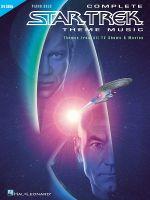 Complete Star Trek Theme Music : Piano Solo - Hal Leonard Publishing Corporation