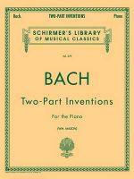 15 Two-Part Inventions (Mason) : Piano Solo, Arr. Mason - Sebastian Bach Johann
