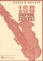 158 Saxophone Exercises - Sigurd M Rascher