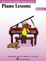Piano Lessons Book 2 : Hal Leonard Student Piano Library - Hal Leonard