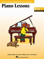 Piano Lessons Book 3 Edition : Hal Leonard Student Piano Library - Hal Leonard
