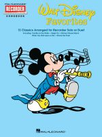 Walt Disney Favorites : Hal Leonard Recorder Songbook Series - Ludwig Van Beethoven