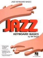 Jazz Keyboard Basics - Bill Boyd