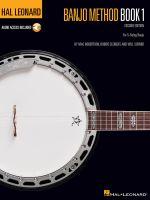 Hal Leonard Banjo Method : Book 1 - Mac Robertson