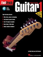 Fast Track : Guitar - Book One - Blake Neely