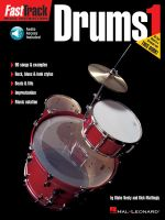Fast Track: Book 1 : Drums - Blake Neely