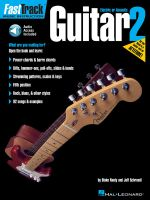 Fast Track : Guitar - Book Two - Blake Neely