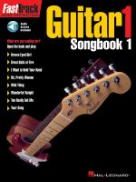 Fast Track : Guitar 1 - Songbook One - Blake Neely