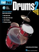 Fast Track: Book 2 : Drums - Blake Neely
