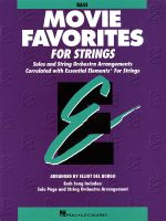 Movie Favorites for Strings : String Bass - Dale
