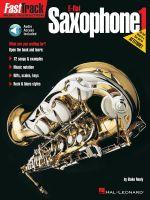 Fast Track: Book One : E Flat Saxophone - Blake Neely