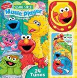 Sesame Street Music Player Storybook : 24 Tunes - Farrah McDoogle