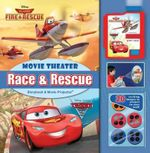 Race & Rescue Movie Theater Storybook & Movie Projector - Reader's Digest