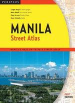 Manila Street Atlas : Manila - Periplus Editions