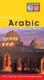 Essential Arabic Phrase Book : Periplus Essential Phrase Books - Fethi Mansouri