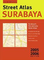 Surabaya Street Atlas : Street Atlas - Periplus Editions