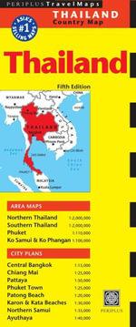 Thailand Periplus Map : Periplus Maps - Periplus Editions