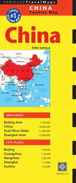 China Periplus Map : Periplus Maps - Periplus Editions