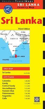Sri Lanka Travel Map : No - Periplus Editors