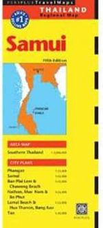 Samui Travel Map - Periplus Editors