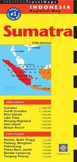 Sumatra Travel Map : No - Periplus Editions