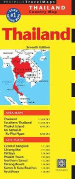 Thailand Travel Map : Periplus Maps - Periplus Editors