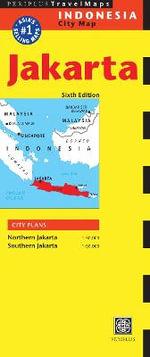 Jakarta Travel Map - Periplus Editors