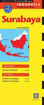 Surabaya Travel Map - Periplus Editors