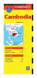 Cambodia Travel Map : No - Periplus Editors