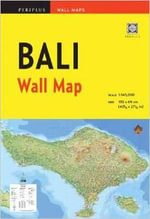 Bali Wall Map - Periplus Editors