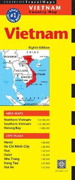 Vietnam Travel Map - Periplus Editions