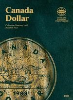 Canada Dollar Collection Starting 1987 Number Four