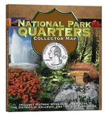 National Park Quarters Collector Map : Collector Map