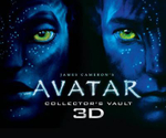 James Cameron's Avatar Collector's Vault Book 3D : Collector's Vault 3D Book - James Cameron