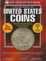 A Guide Book of United States Coins 2012 Professional Edition - R S Yeoman